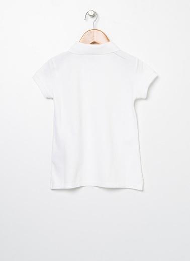 Benetton Tişört Beyaz